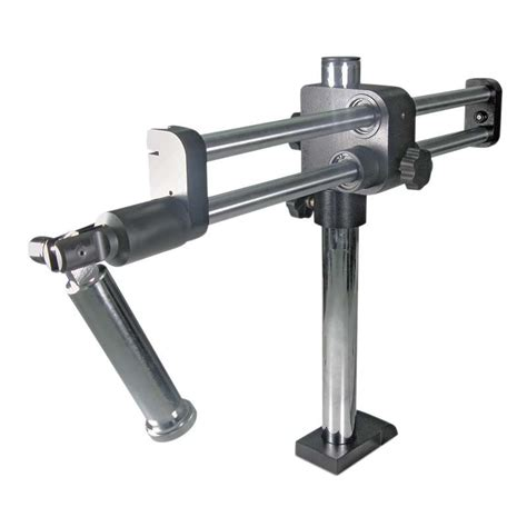 Bearing Arm Vixion sx series microscope dual arm bearing stand with