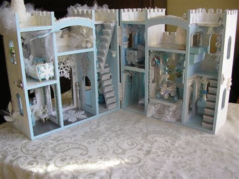 frozen doll houses best 25 frozen dollhouse ideas on pinterest diy dollhouse miniatures barbie