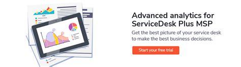Service Desk Msp by Advanced Help Desk Analytics For Msps Metrics Kpis