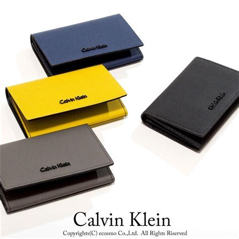 Calvin Klein Gift Card - ck calvin klein business card holder calvin120 buyma