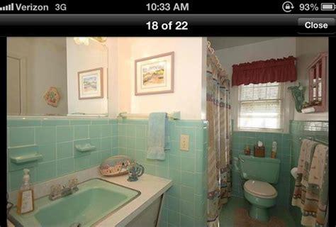 1960s bathroom