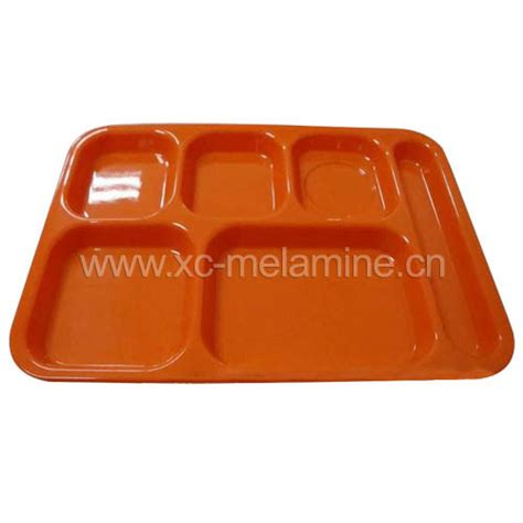 melamine sectioned plates china melamine divided plate dp14502 china divided