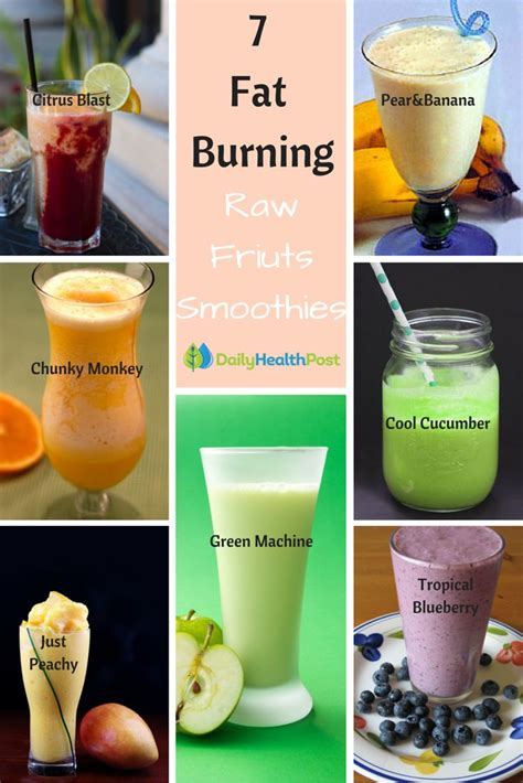 Detox Smoothie For Cellulite by 25 Best Ideas About Burning Smoothies On