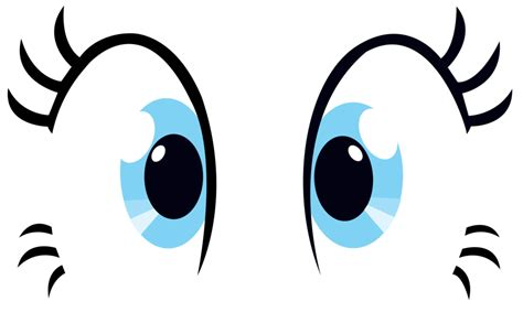 eye template template clipart best