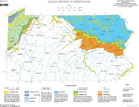 Search In Pennsylvania Pennsylvania Gold Map Images