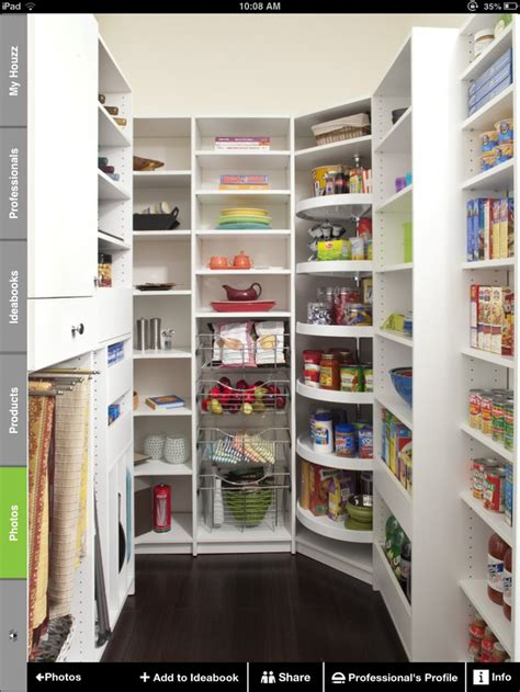 Dream Pantry | dream pantry grammie house pinterest