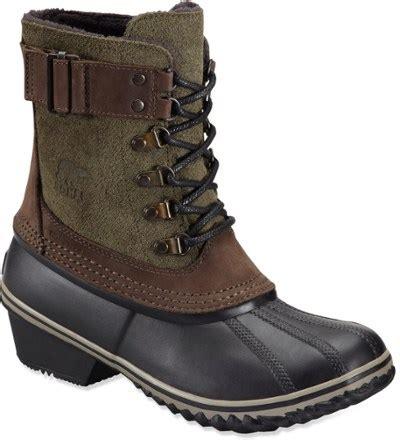 rei winter boots sorel winter fancy lace ii winter boots s rei