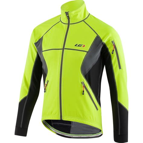 bicycle jacket louis garneau enerblock 2 jacket men s