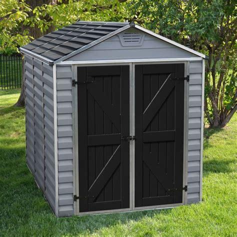 shedswarehousecom rowlinson plastic sheds ft  ft