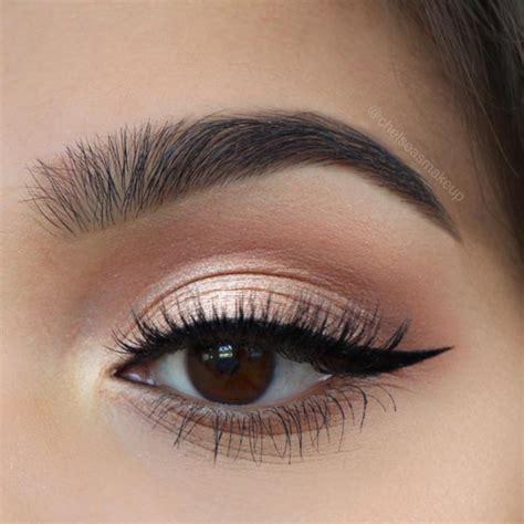 light to eyeshadow eyeshadow ideas for light brown