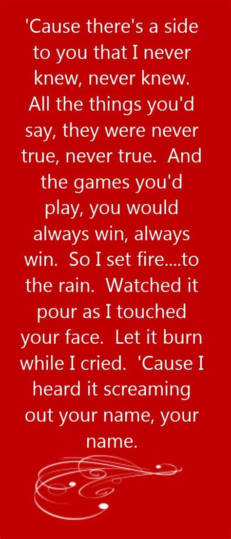 song testo by adele song lyrics quotes quotesgram