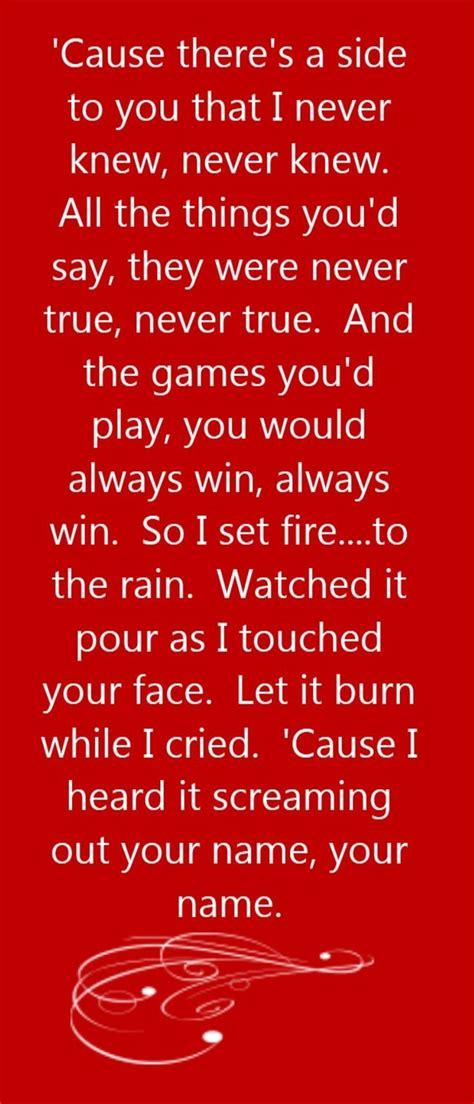 i you testo by adele song lyrics quotes quotesgram