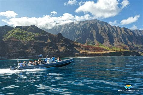 north kauai boat tours holo holo boat tours kauai