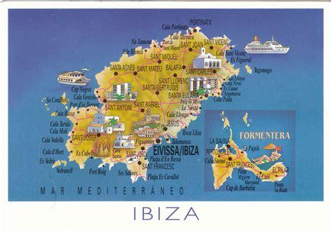 0004488962 carte touristique ibiza and ibiza carte touristique 187 vacances arts guides voyages