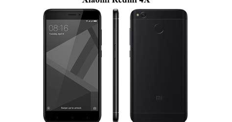 Harga Merek Hp Xiaomi 4x harga xiaomi redmi 4x november 2018 dan spesifikasi lengkap