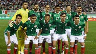 Soccer Team Mexico S Opponent For Gold Cup Match At Alamodome Announced