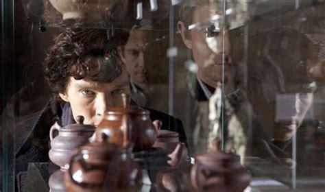 sherlock blind banker sherlock the blind banker doctor who tv