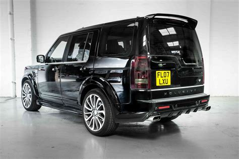custom land rover discovery land rover discovery roof spoiler xclusive customz