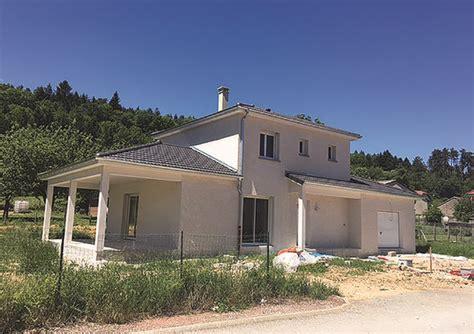 Terrasse Couverte Maison by Maison Avec Une Terrasse Couverte D 233 Du Plan De