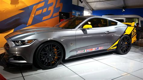 pictures of 2015 mustang f 35 lightning ii mustang