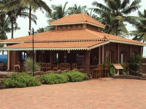 The Heritage Resort Goa India Asia pool ide bar and restaurant picture of calangute goa