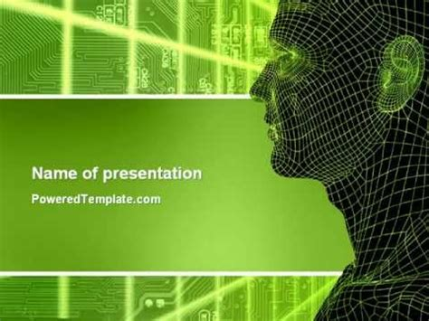 Artificial Intelligence Powerpoint Template By Ai Ppt Templates Free