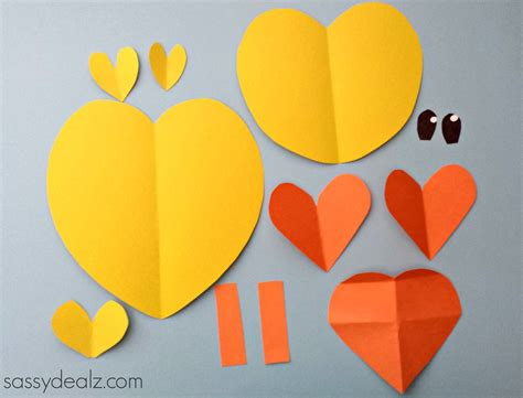 Simple Construction Paper Crafts - paper craft for crafty morning new craft