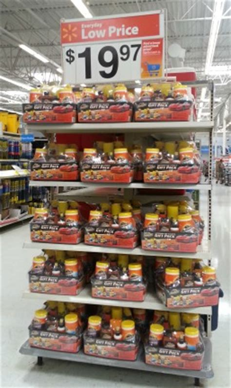 Can You Take Money Off A Walmart Gift Card - father s day idea save 2 off armor all gift pack caddy
