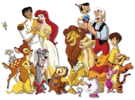 film motivasi nick which group of disney characters do you prefer poll