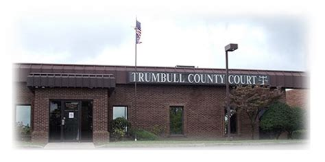 Trumbull County Municipal Court Records Trumbull County Eastern District Court
