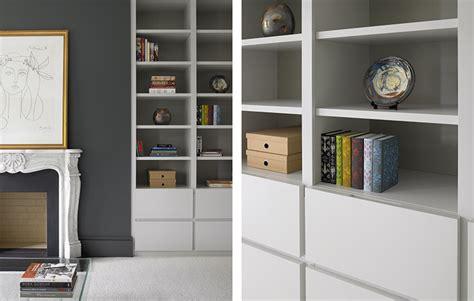 bespoke bookshelves bespoke handmade bookcases media furniture surrey
