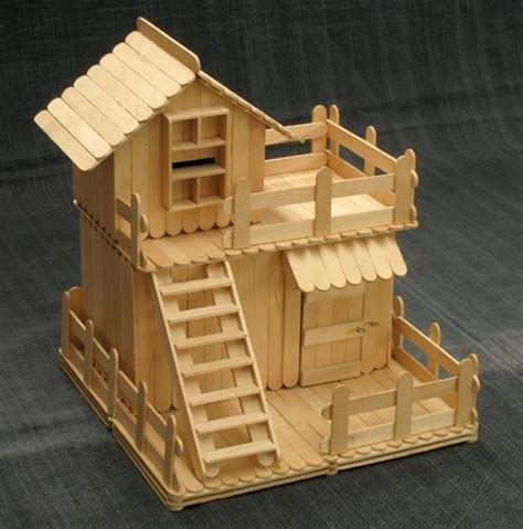 Popsicle House Plans 78 Best Ideas About Popsicle Stick Houses On Popsicle Stick Houses Popsicle Stick
