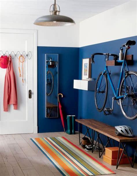 come pitturare casa interno tecniche per decorare casa le pitture bicolore