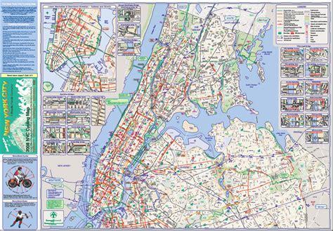 nyc bike map nyc gov bike map archive nyc bike maps