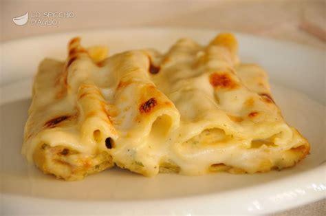 come cucinare i cannelloni al forno cucina primi piatti d autunno cannelloni patate e porcini