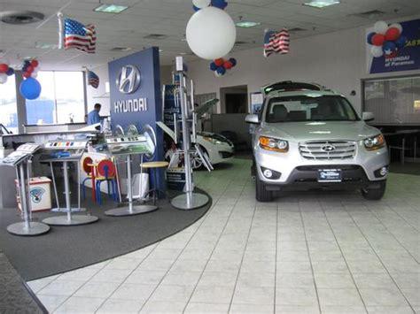 hyundai of paramus paramus nj 07652 car dealership and