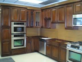 walnut color kitchen cabinets exotic walnut kitchen cabinets solid wood kitchen cabinetry
