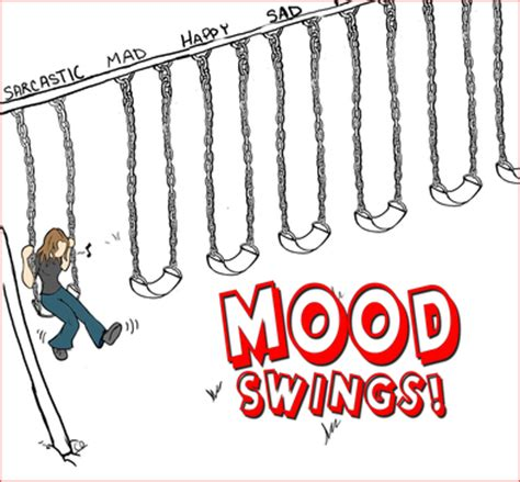 why women have mood swings feeling and emotions