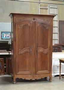 2201011 antique country normandy style walnut