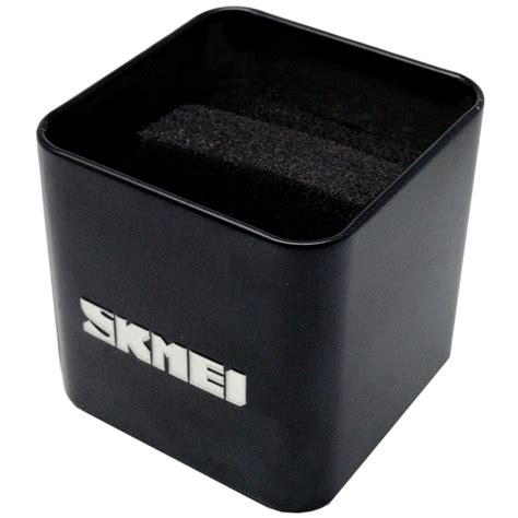 Skmei Kotak Jam Tangan Exclusive Last Stok skmei kotak jam tangan metal black jakartanotebook