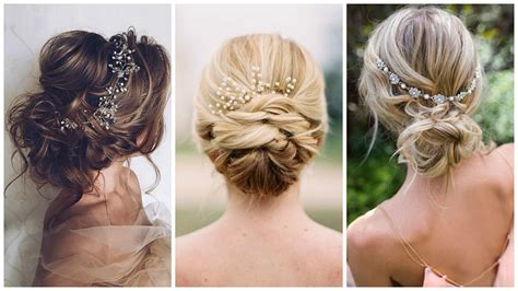 Wedding Hair Up Styles by Amazing Wedding Hairstyles For Hair