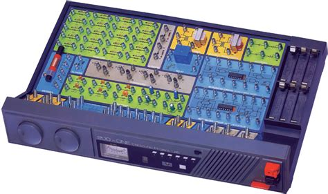 project kits elenco 200 in 1 electronic projects lab mx907