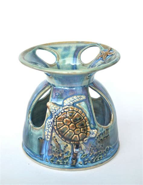 Turtle Bathroom Accessories Sea Turtle Toothbrush Holder Toothbrush Holders Turtles And Etsy