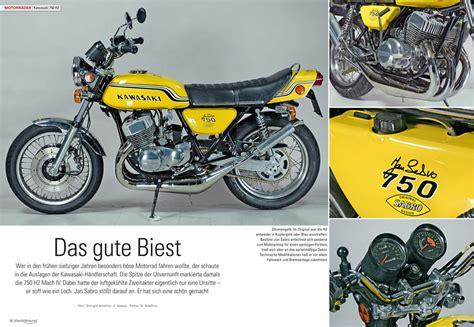 Motorrad Classic 4 2016 by Klassik Motorrad 6 2016 Motorrad Magazin Mo