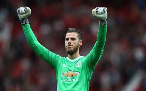 di gea david de gea it s a to play for manchester united