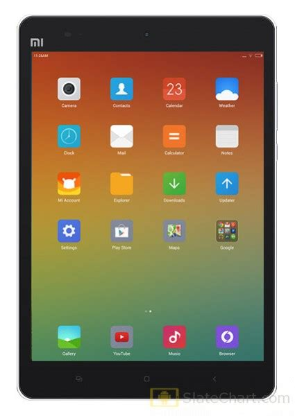Dan Spec Tablet Xiaomi xiaomi mi pad 2014 review and specifications