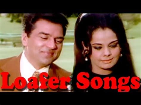 loafer song mein tere ishq mein mumtaz lata mangeshkar loafer song