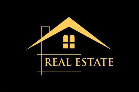 free logo design real estate golden real estate logo vector free download
