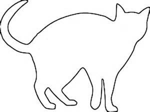 Cat Outline by Cat Outline Clip Cliparts Co