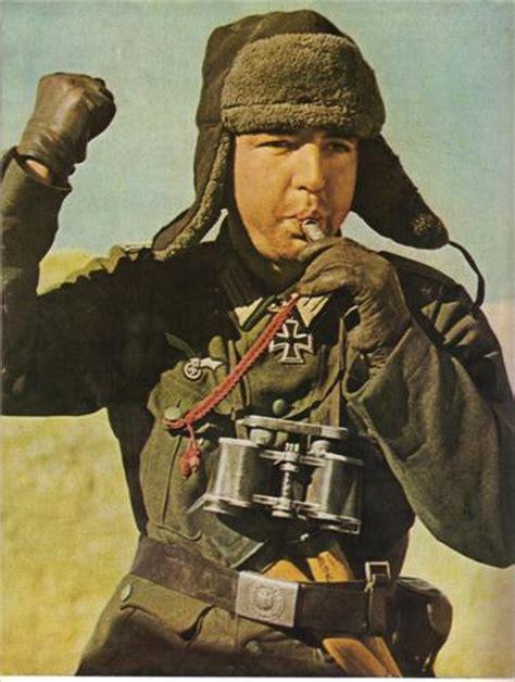 panzer commander german forces panzer commander